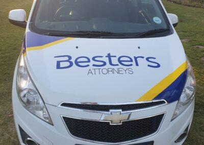 Besters Vehicle Branding